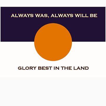 GFU Aboriginal Inspiration by GloryFansUnited