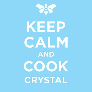 Keep Calm and Cook Crystal by roomiccube