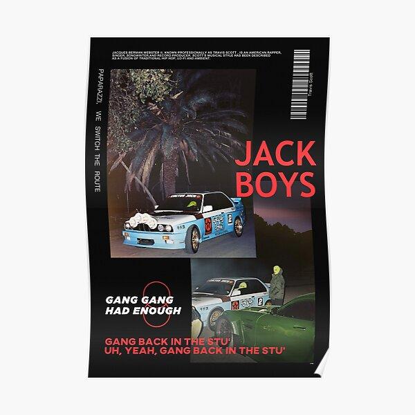AFFICHE JACKBOYS Poster