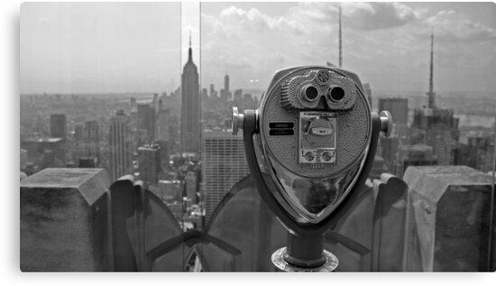 City view by Mark scott