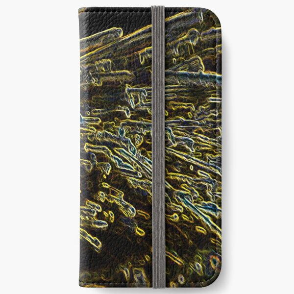 Viscose material iPhone Wallet