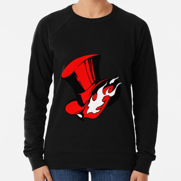 A Mask That Will Take Your Heart (Persona) Lightweight Sweatshirt