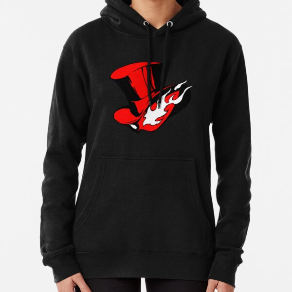 A Mask That Will Take Your Heart (Persona) Pullover Hoodie