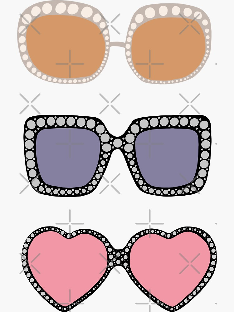 Elton John Sunglasses  3PACK by hollyawesome
