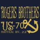 nautical by rogers brothers by usanewyork