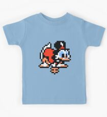 DuckTales Scrooge McDuck Pogoing Kids Clothes