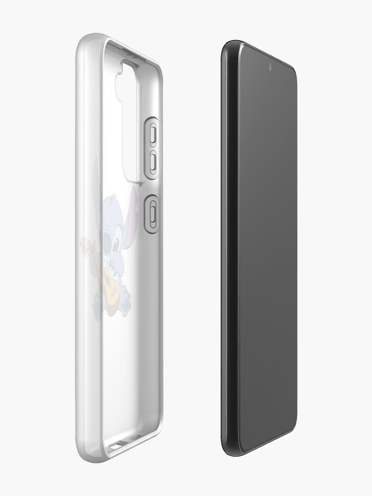 Alternate view of Stitch Case & Skin for Samsung Galaxy