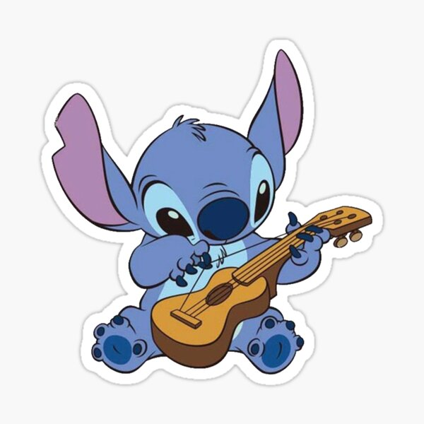 Stitch Sticker