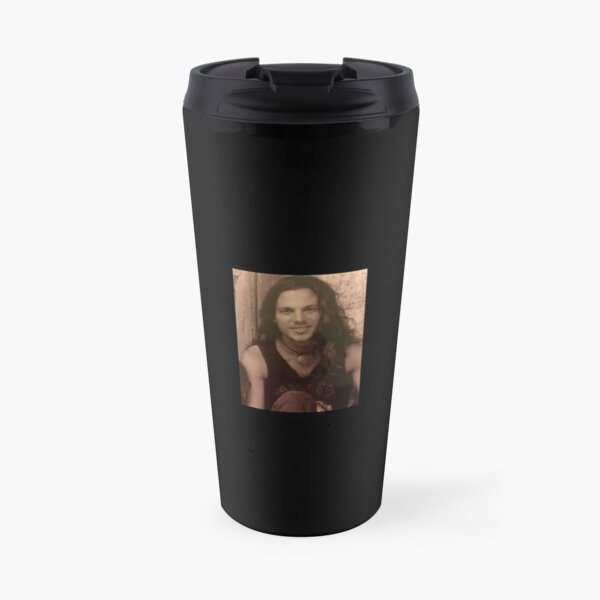 Young Prof. Brett Sutton  Travel Mug