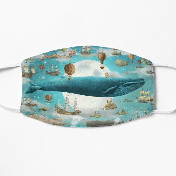 Ocean Meets Sky - Option Flat Mask