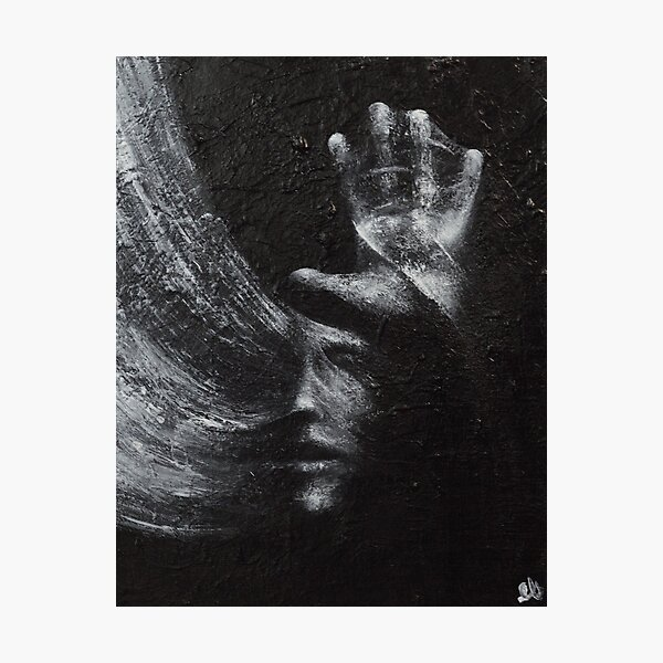 Mirach's Ghost Photographic Print