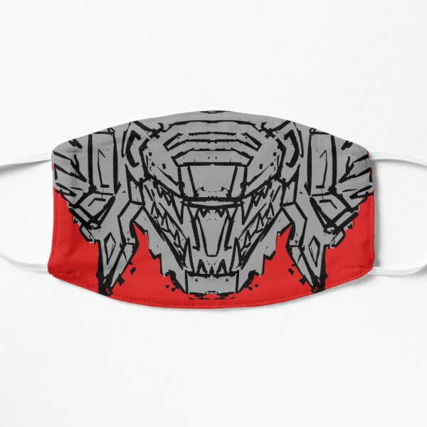 Konig Wolf Mask