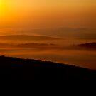 Penn's Peak HDR by martinilogic