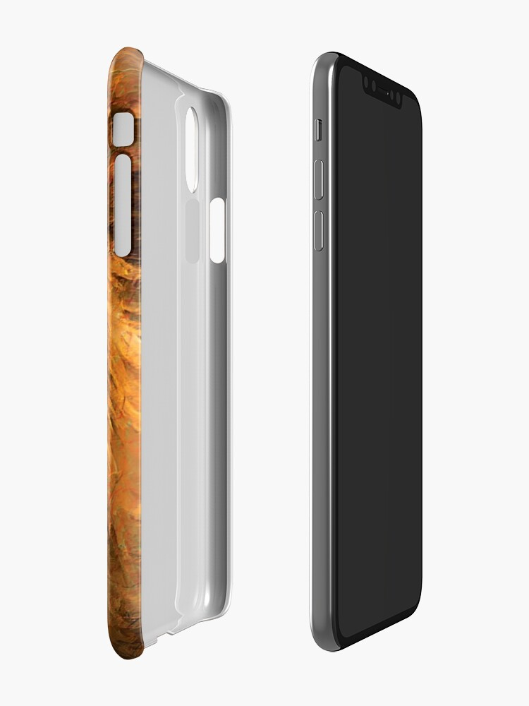 Alternate view of Lion King Art iPhone Case & Cover