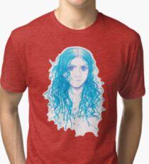 Splash Ruin Tri-blend T-Shirt