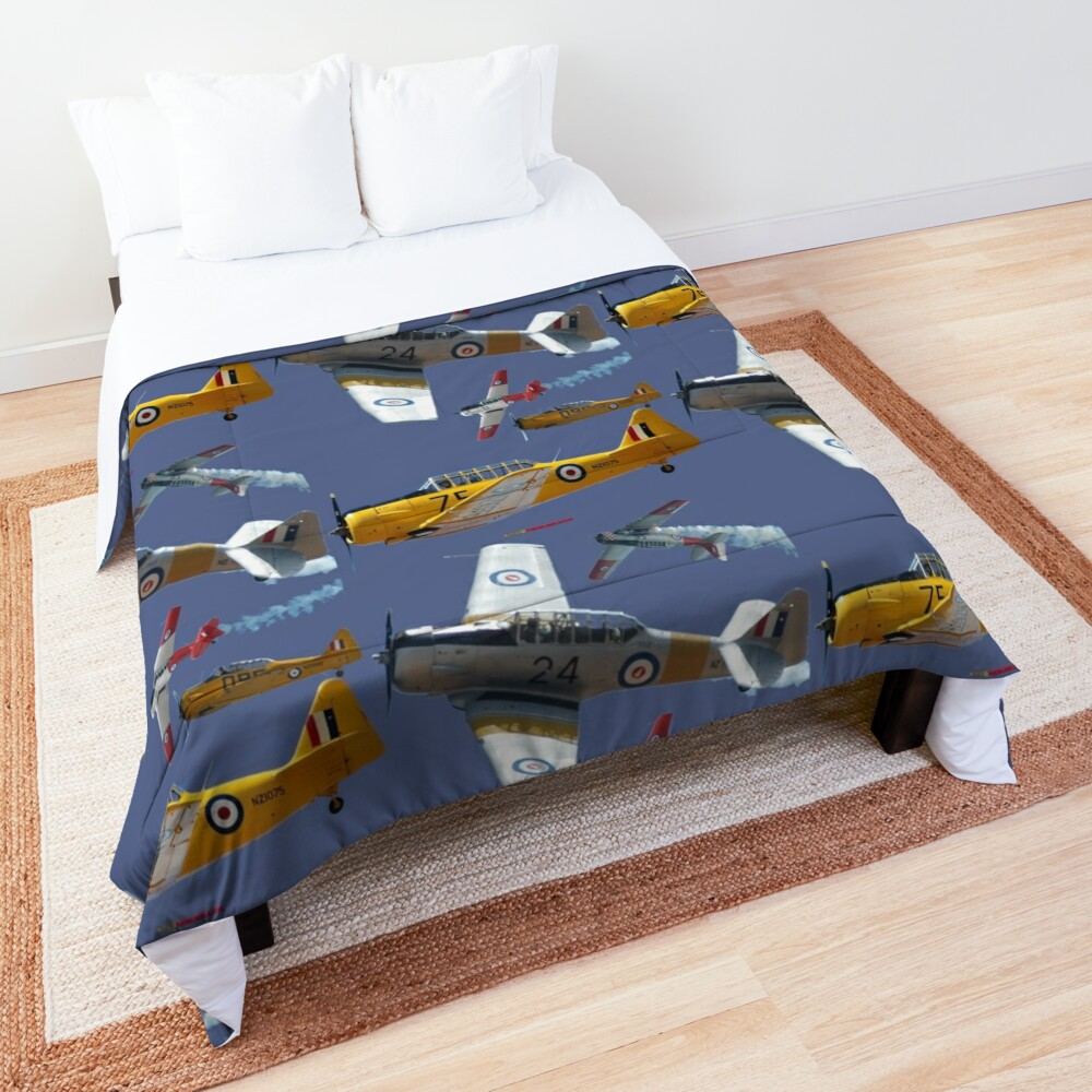 USA-NZ-AUS Harvards Design Comforter