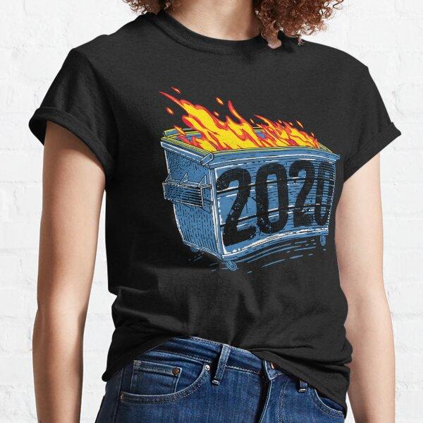 Dumpster Fire 2020 Classic T-Shirt