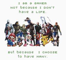 I am a GAMER | Unisex T-Shirt