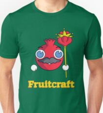 The King of Fruitcraft T-Shirt