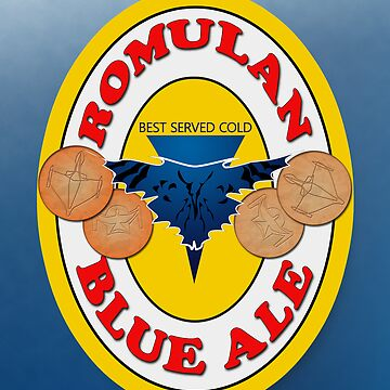 Romulan Blue Ale by Xaphod