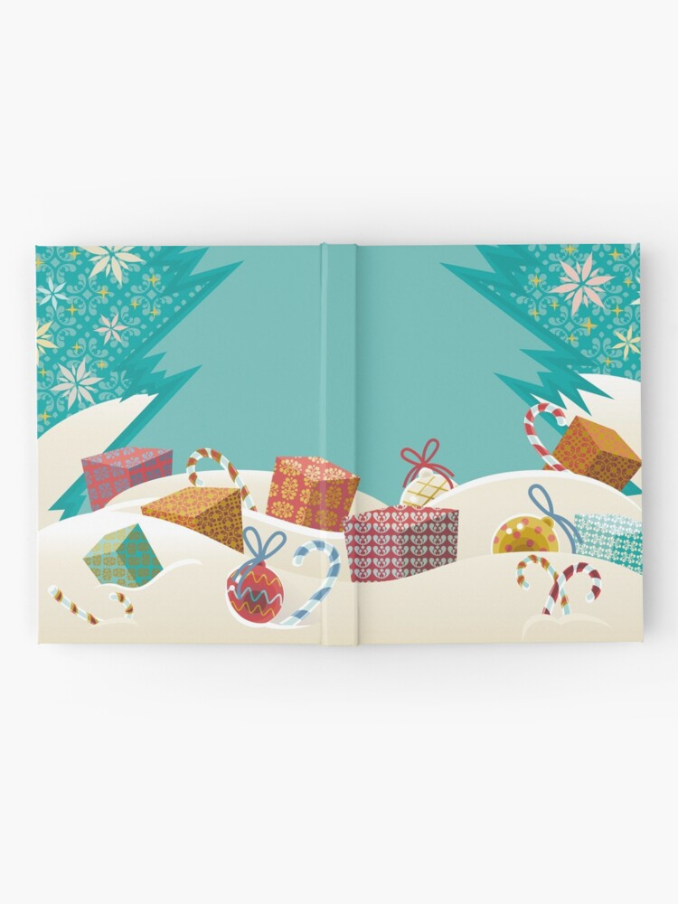Alternate view of Christmas Eve Hardcover Journal