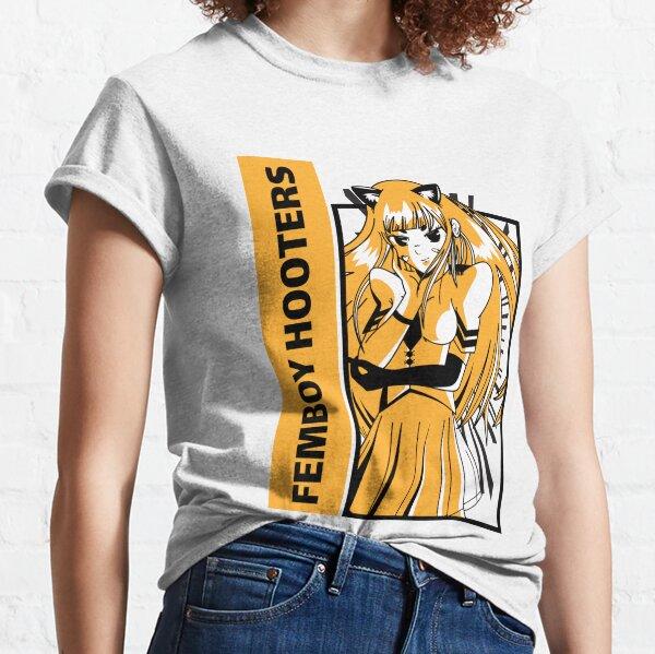 Femboy Hooters! Classic T-Shirt