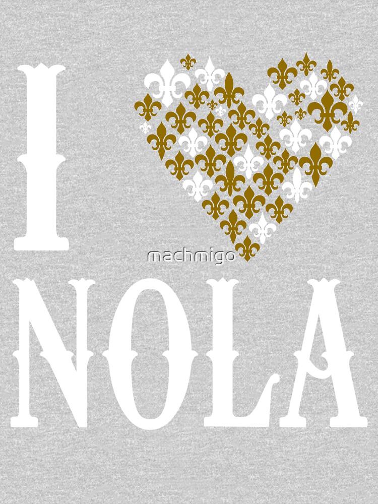 I heart NOLA by machmigo
