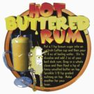 Hot Buttered Rum adult drink recipe by Valxart  by Valxart