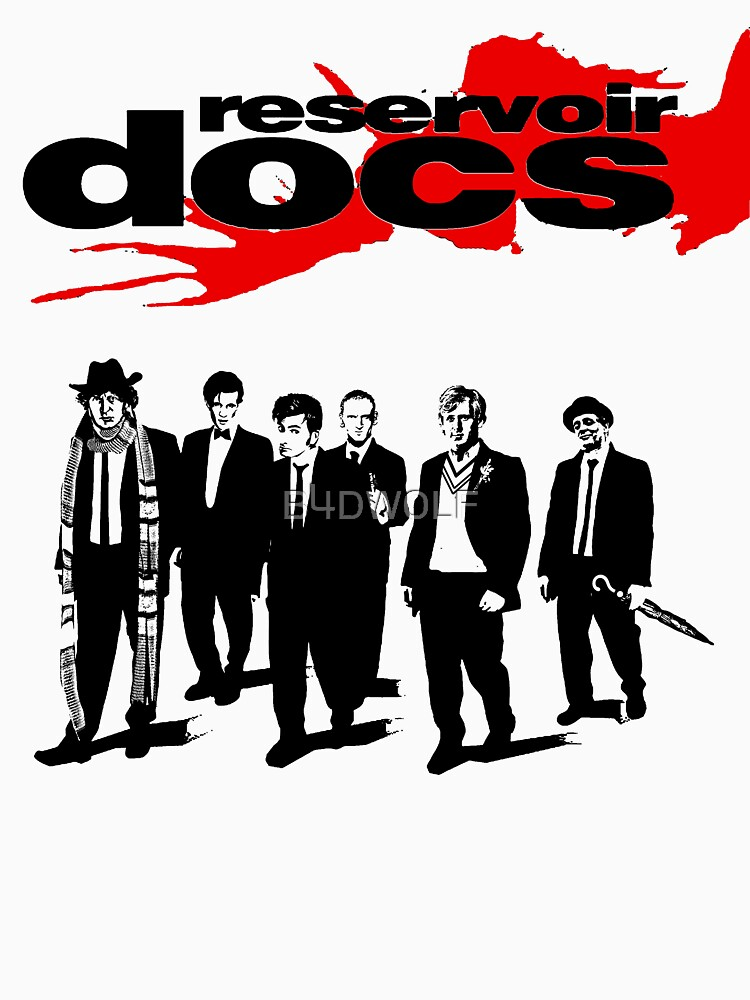 TShirtGifter presents: Reservoir Docs | Unisex T-Shirt