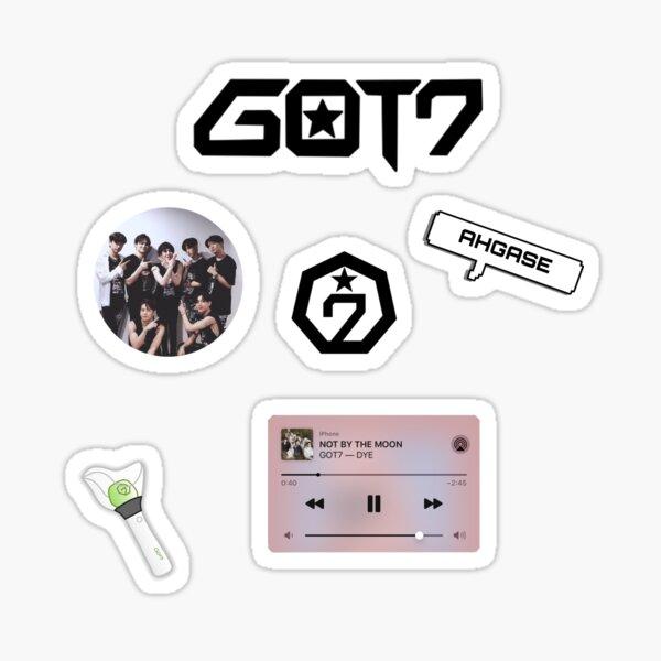 GOT7 Sticker Set Sticker