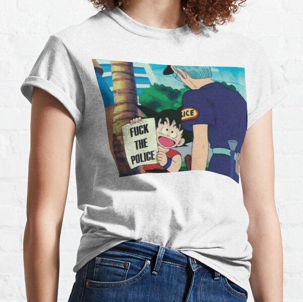 A la mierda la policía Camiseta clásica