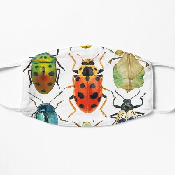 Beetle Compilation Flat Mask