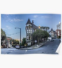 Home in Haight Poster