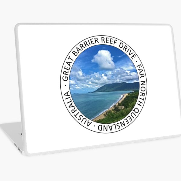 Rex Lookout GBR Drive graphic Laptop Skin