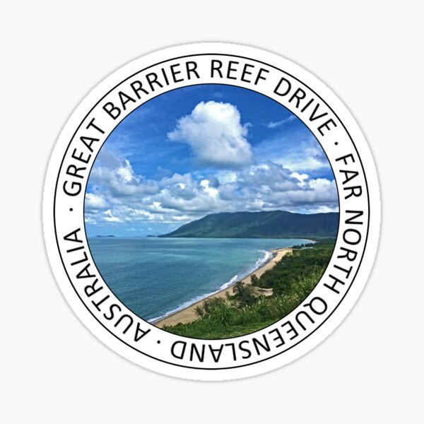 Rex Lookout GBR Drive graphic Sticker