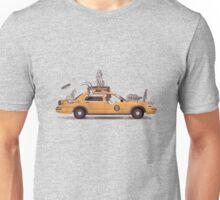 1-800-TAXI-DERMY Unisex T-Shirt