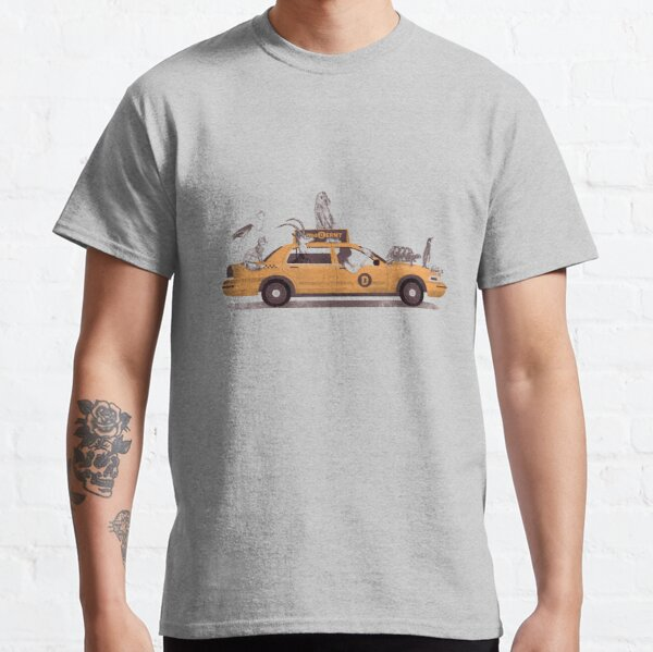 1-800-TAXI-DERMY Classic T-Shirt