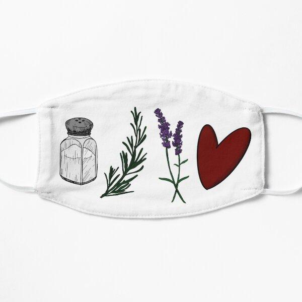 Salt, Rosemary, Lavender, & Love Mask