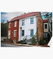 Annapolis Homes Poster