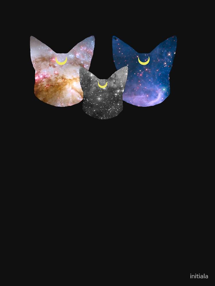 Moon Kitties | Women's T-Shirt