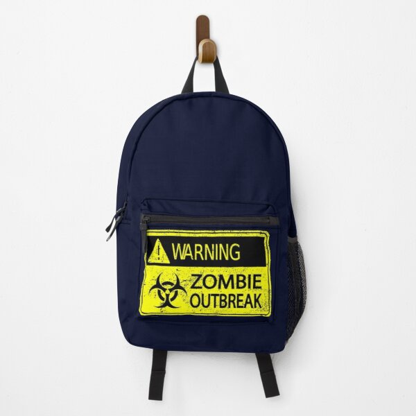 Zombie Outbreak Response Team Funny  Gift Backpack