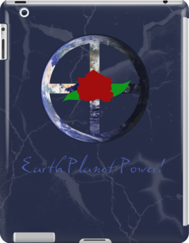 Planet Power -- Earth by initiala