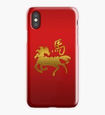 Year of The Horse Abstract T-Shirts Gifts iPhone Case