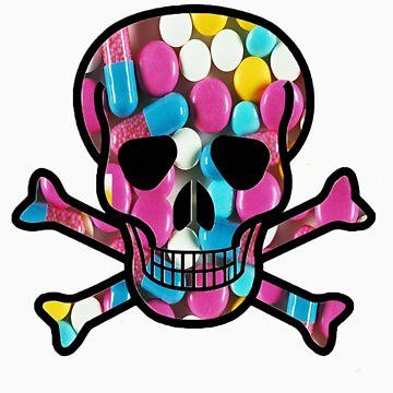 Pill Head by JakeobLewEdits