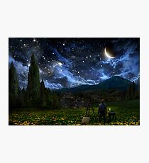 Starry Night Fotodruck