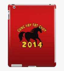 Happy Chinese New Year 2014 T-Shirts Gifts iPad Case/Skin