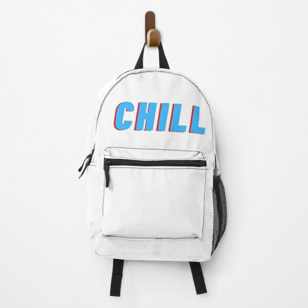 Chill Aesthetic Merch Backpack