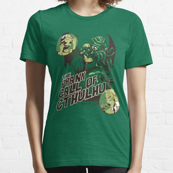 The Prank Call of Cthulhu Essential T-Shirt