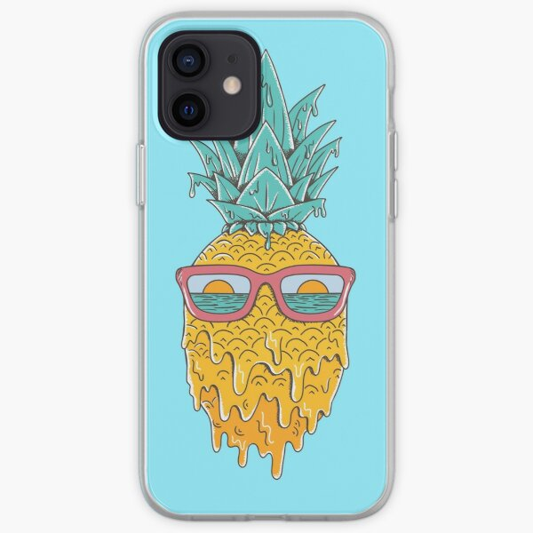 Pineapple Summer iPhone Soft Case