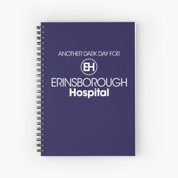 Erinsborough Hospital Spiral Notebook